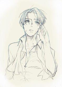 I just really like Levi, okay?