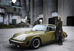 The interesting case of The Bridge, and Saga Norén's Porsche 911 - Porsche Origin UK   view and share articles, news, images, videos, events