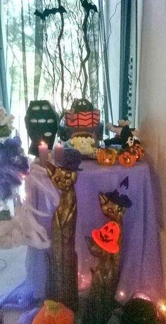 Li Vieira Artesanato: Decoração Halloween