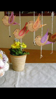 Lacemaking, Bobbin Lace, Fun, Recycling, Bobbin Lacemaking, Projects, Embroidery, Woodwind Instrument, Animals