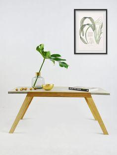 stolik kawowy C1 by MONO CONCRETE  #beton #design #coffeetable #furniture #stolik kawowy Coffee Tables, Concrete, Furniture, Design, Design Comics, Arredamento