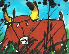 "Check out new work on my @Behance portfolio: ""Toros."" http://be.net/gallery/31676279/Toros"