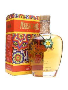 Maracame reposado tequila (from los altos de jalisco, mexico) PD Vodka, Mezcal Tequila, Tequila Bottles, Tequila Drinks, Liquor Bottles, Perfume Bottles, Sangria, Scotch, Mexican Drinks