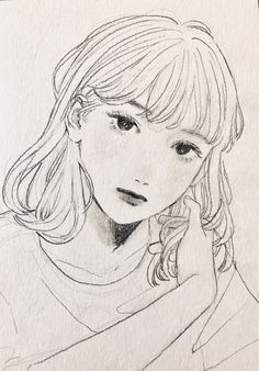 Kpop Drawings, Cool Art Drawings, Art Drawings Sketches, Manga Art, Anime Art, Anime Sketch, Art Reference Poses, Art Sketchbook, Traditional Art