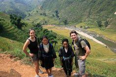 Sapa trekking tour with ethic minority