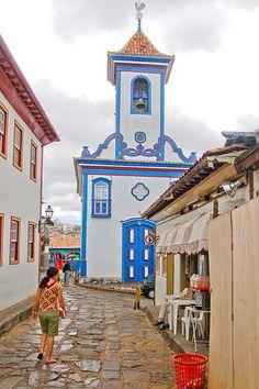 #Viagem. Diamantina by chris.diewald, via Flickr Minas Gerais- Brazil