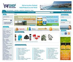 Custom eCommerce design and web development using Magento, oscommerce, WordPress and Php by Auckland based company TechIdea, New Zealand - call now Website Sample, Ecommerce Website Design, Web Development, Shopping