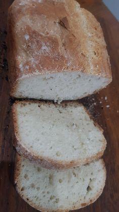 Baking a bread with a Sourdough starter