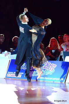 Elvaldas Sodeika and Ieva Zukauskaite - WDSF World Championship Standard Aarhus Denmark Nov 2016