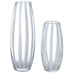 Mikasa® Artisan Ribbon Vase in White - BedBathandBeyond.com