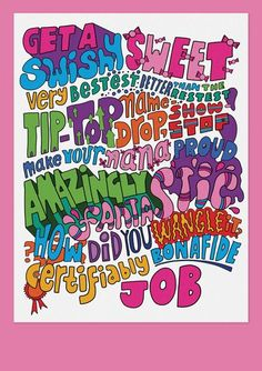 kate moross type - Google Search