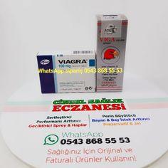 Viagra 100 mg 4 Tablet - Geciktirici Sprey