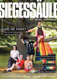 Are we Family? - Was uns als Community zusammenhält 🏳️🌈 Jetzt in Siegessaeule:  #Queer #EheFürAlle