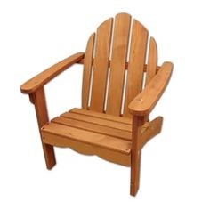 Enjoy a sunny afternoon with your little one with the use of this Wooden Outdoor Deck Chair. Perfectly sized for a growing tot, this classic wood slat design is constructed of durable wood, making it perfect for poolside or patio fun. Deck Chairs, Outdoor Chairs, Outdoor Furniture, Outdoor Decor, Furniture Decor, Lounge Chairs, Outdoor Fun, Kids Sofa, Wooden Slats