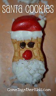 nutter butter santa's