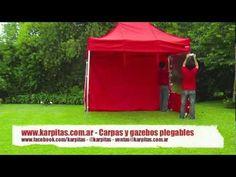 Karpitas - Carpas y Gazebos Plegables