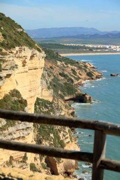 Parque Natural La Breña, Cádiz  Spain