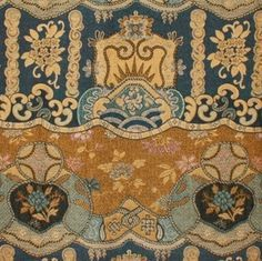 Clarence House Dragon Empress Fabric