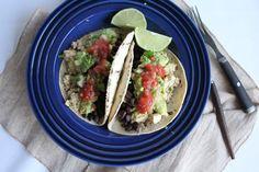 Loaded Tofu Tacos for a Cinco de Mayo #SundaySupper - Hip Foodie Mom