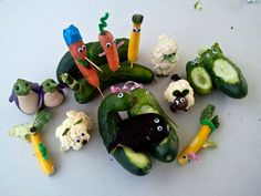 Veggie animals