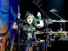 Brent Fitz. Because drummers! Plus, musical genius.