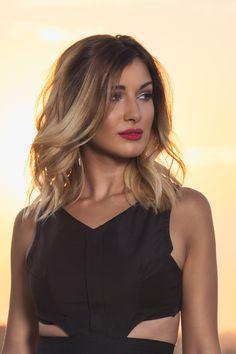 """Alina Eremia a filmat videoclipul piesei """"A fost o nebunie""""!"""