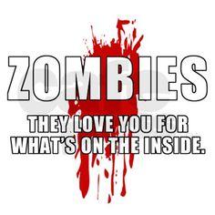 Zombie love.