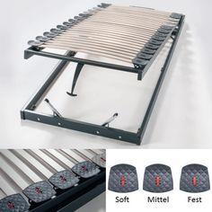 Bettkasten Lattenrost Ultrafree-Lift KF – Funktionalität und Schlafkomfort perfekt vereint Base, Types Of Wood