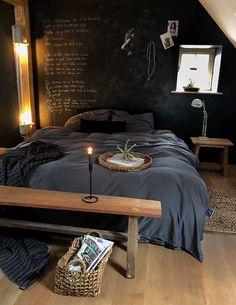 A dream room home home bedroom house rooms t Master Bedroom Design, Home Decor Bedroom, Interior Design Living Room, Bedroom Ideas, Bedroom Rustic, Interior Paint, Industrial Bedroom, Decor Room, Bedroom Designs