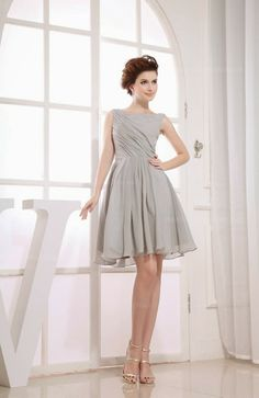 Charming Evening&Banquet Dress with Amazing Shoes