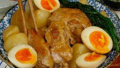 ブロック肉を柔らかく煮込んだ角煮をほおばる瞬間は至福!でも、豚こま肉で作ったお手軽な角煮もすっごくおすすめです。しかも豚こま肉はお値段手頃でコスパ最高。重ね合わせたお肉のすきまに煮汁が染み込んで、ジュワーっとおいしい角煮風メニューに!