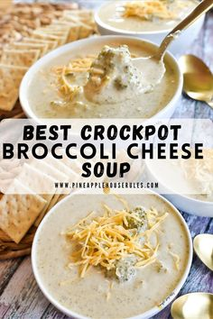 This Slow Cooker Broccoli Cheese Soup is the easiest and most delicious dinner! Just dump everything in the slow cooker and go! Broccoli Cheese Soup Crockpot | Broccoli Cheese Soup | Broccoli Cheese Soup Slow Cooker | Broccoli Cheese Soup Crockpot Easy | Broccoli Cheese Soup Crockpot Crock Pots | Broccoli Cheese Soup Crockpot Keto | Broccoli Cheese Soup Crockpot Low Carb | Broccoli Cheese Soup Crockpot Panera | Slow Cooker Recipes | Crockpot Recipes | Slow Cooker Soup Recipes | Crockpot Soups Slow Cooker Broccoli, Slow Cooker Soup, Slow Cooker Recipes, Crockpot Recipes, Soup Recipes, Crock Pot Soup, Crock Pots, Best Broccoli Cheese Soup, Good Food