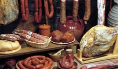 Embutido artesano en El Bierzo