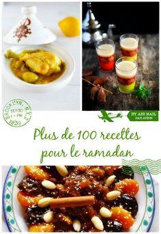 Recettes ramadan 2017 : idées pour Ftour et repas via @marciatack