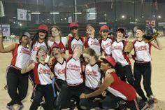 Kuwait 2014 JV softball Gotta love them!