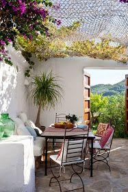 Virlova Interiorismo: [Decotips] Primavera Outdoor, renovar las terrazas y balcones