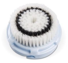Clarisonic - Brush Head, Delicate. Replace your Clarisonic Brush Head every three to four months to ensure the most optimum clean. Clarisonic Brush Head for delicate skin is non-porous and made of ultra soft elastomeric material that will effectively clean the skin on your face and body without irritation.
