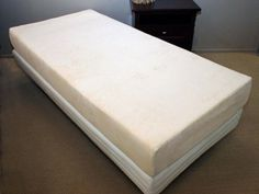 Twin 10 Memory Foam Mattress with 3 5LB density Viscoelastic Memory Foam. - FREE SHIPPING IN 48 STATES! $422