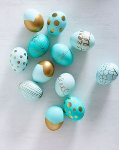 Easy decorating ideas for Easter.