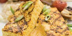 Tandoori Tofu  | KitchenDaily.com