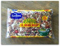 Hurst's Cajun 15 Bean Soup