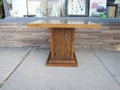 Mid Century Modern Lane End Table in Walnut Los Angeles by HouseCandyLA, $65.00