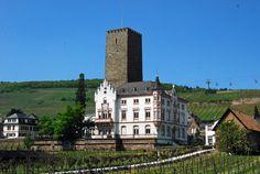 Die Boosburg Rüdesheim