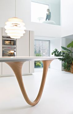 ola kitchen design is well reconized by its design signature curve drawing from the automotive