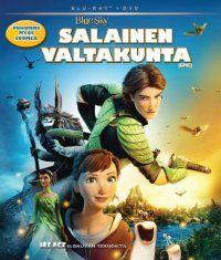 Salainen valtakunta (Blu-ray + DVD) 6,95€