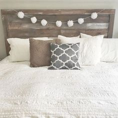 Image result for shiplap headboard wall