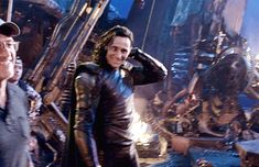 "tomhiddleston-loki: "" Tom Hiddleston on the set of Avengers: Infinity War "" Loki Thor, Tom Hiddleston Loki, Loki Laufeyson, Thomas William Hiddleston, Marvel Actors, Marvel Funny, Marvel Memes, The Avengers, Marvel Characters"