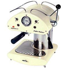 Cafe Retro Espresso Maker from Espressione