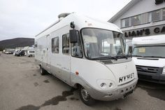 FINN – Hymer MB s808 Recreational Vehicles, The Row, Car, Automobile, Camper Van, Cars, Campers, Motorhome