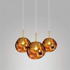 Nordic Glass Design Lava Pendant Lights Coffee Store Hanglamp Kitchen Villa Duplex Apartment Loft Lighting Home Art Hanging Lamp Orb Pendant Light, Blown Glass Pendant Light, Led Pendant Lights, Pendant Lighting, Pendant Lamps, Lustre Led, Loft Lighting, Hanging Pendants, Hanging Art